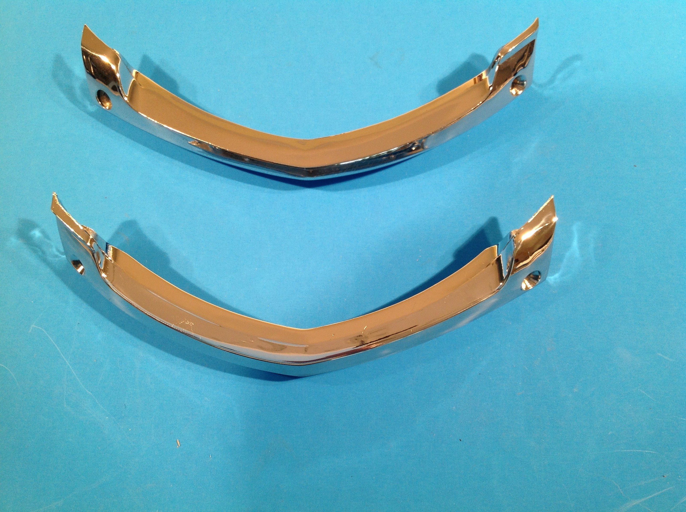 1949 Molding Extension 1454736 Nos And Restored
