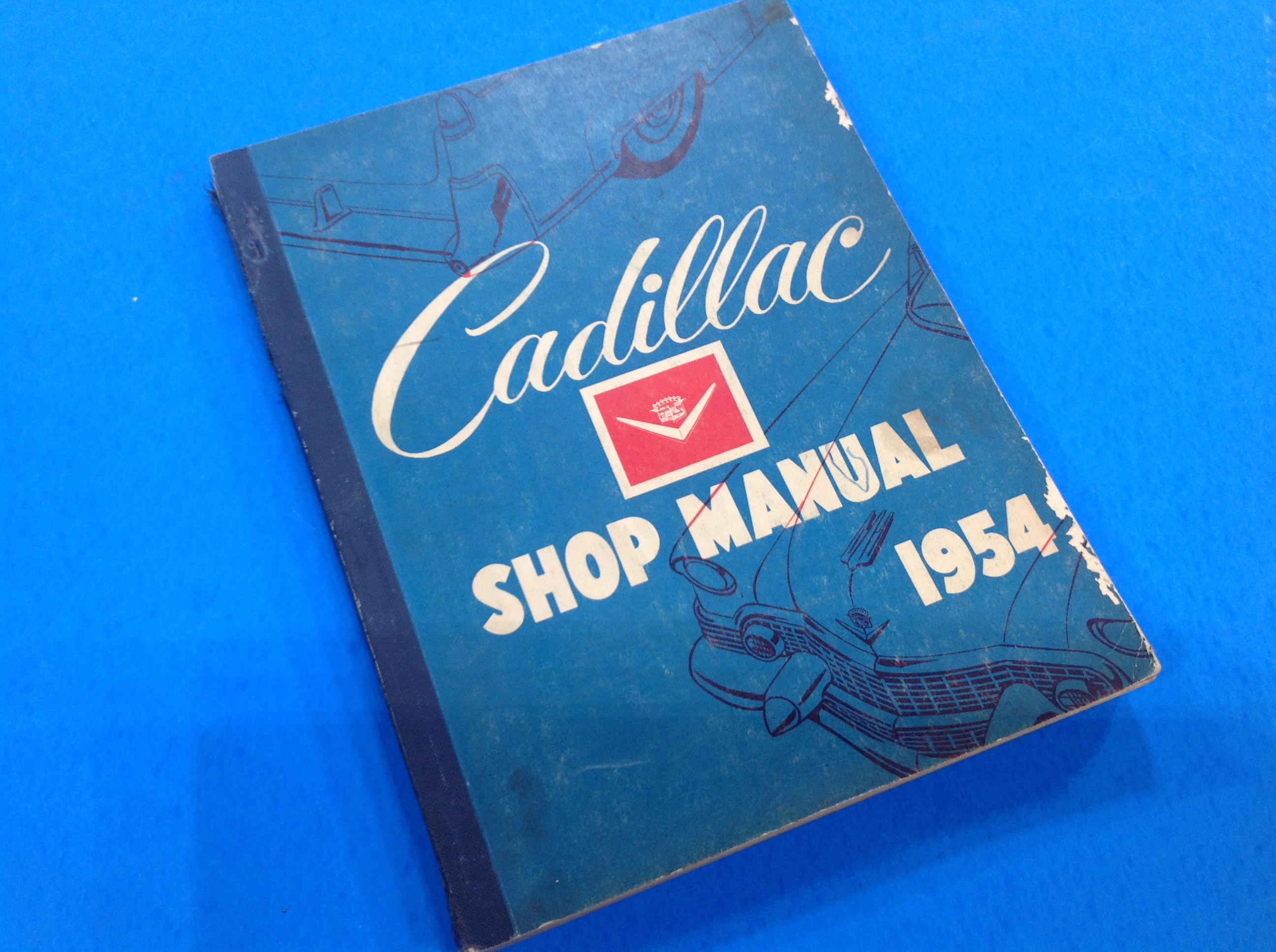1954 – Cadillac Shop Manual