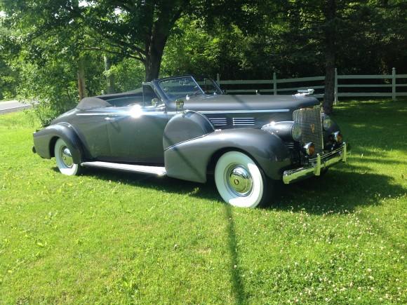 Cadillac Fleetwood 1938